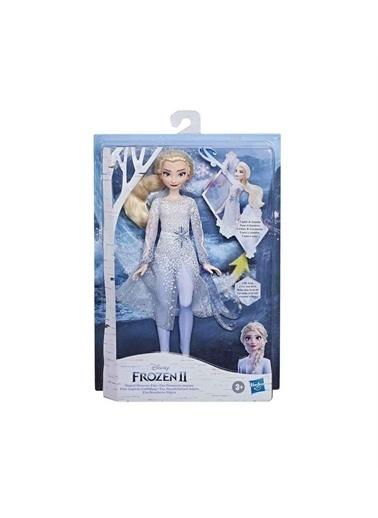 Hasbro Disney Frozen 2 Sihirli Güçleriyle Elsa Renkli